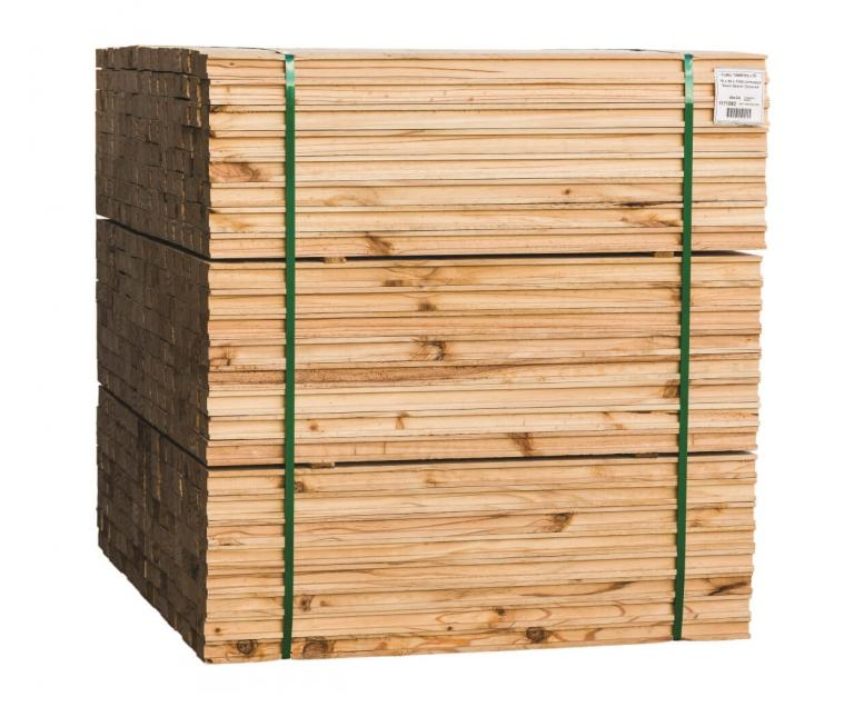 grooved bearers dunnage